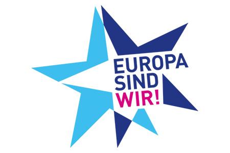 Europa sind wir - Logo